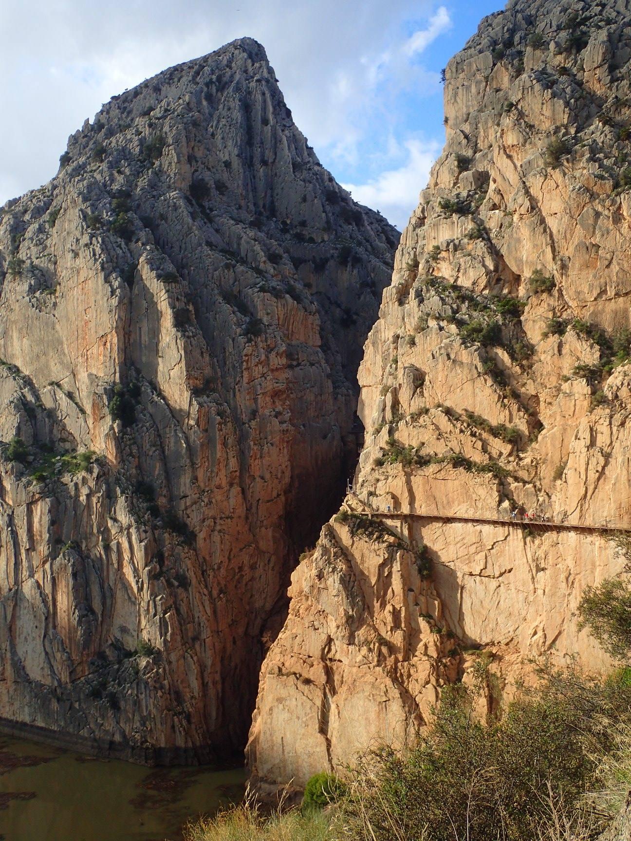Ścieżka Króla - Caminito del Rey - atrakcja El Chorro.