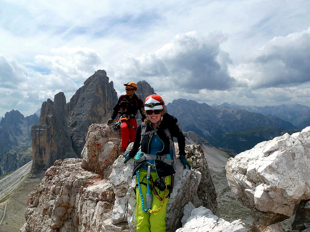 Kurs letni dla turystów wysokogórskich - ferrata