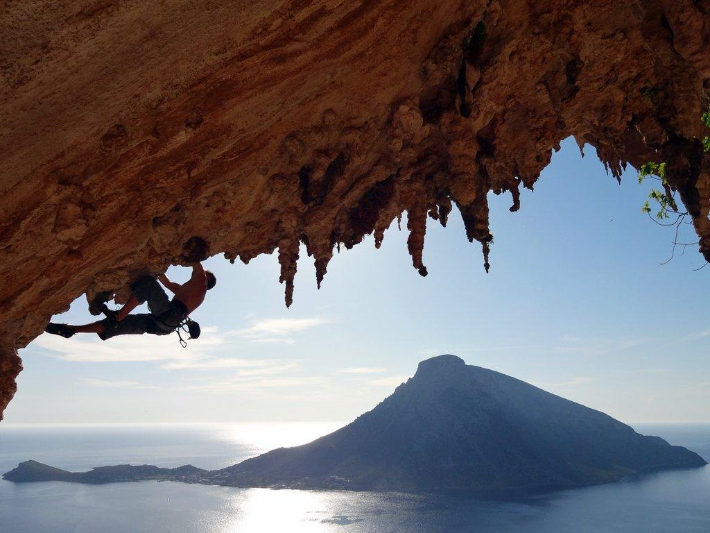 Kursy wspinaczkowe na Kalymnos