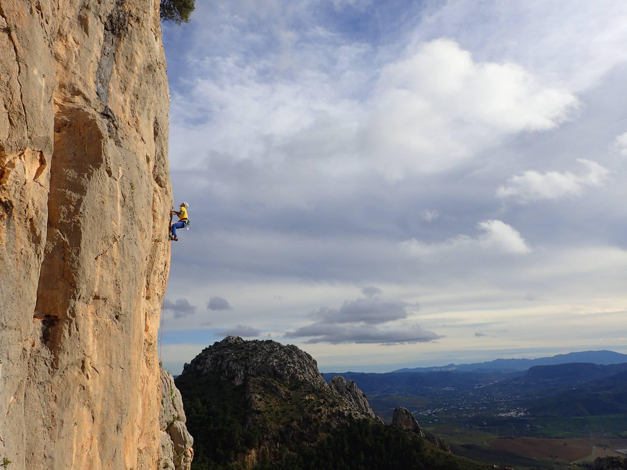 Kursy wspinaczkowe w El Chorro