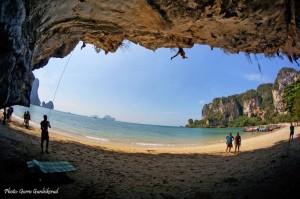Kursy wspinaczkowe w Tajlandii